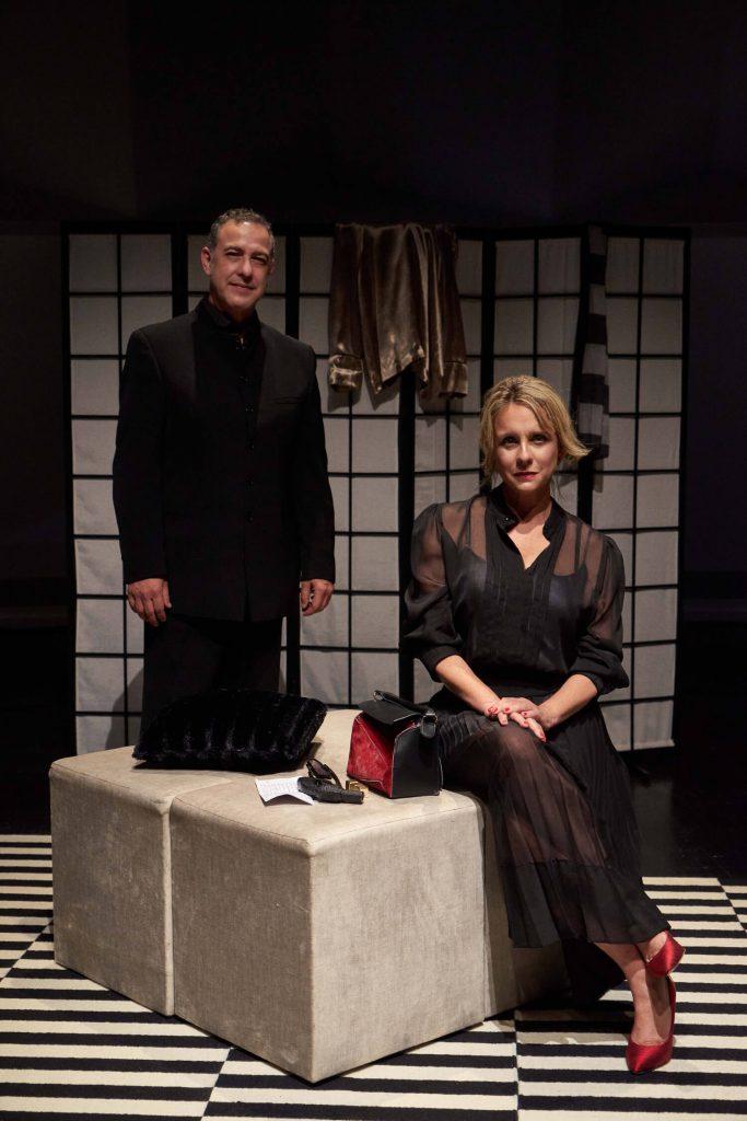 Carmen Acosta y el pianista Juan Francisco Parra - La voz humana