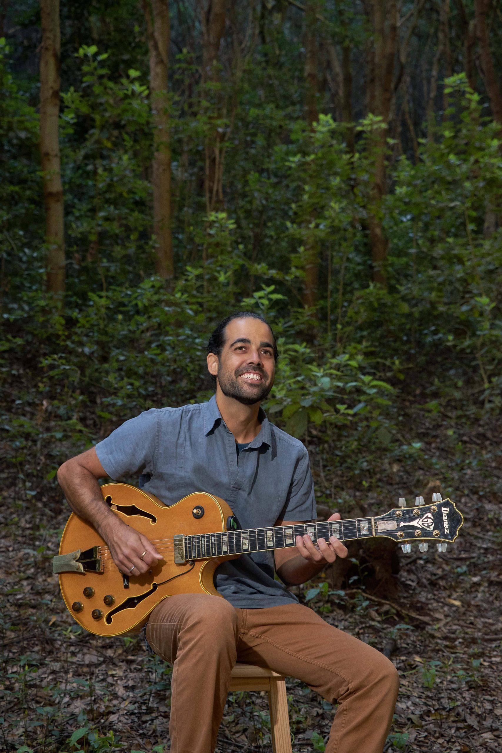 book de fotos Guitarrista David Minguillón
