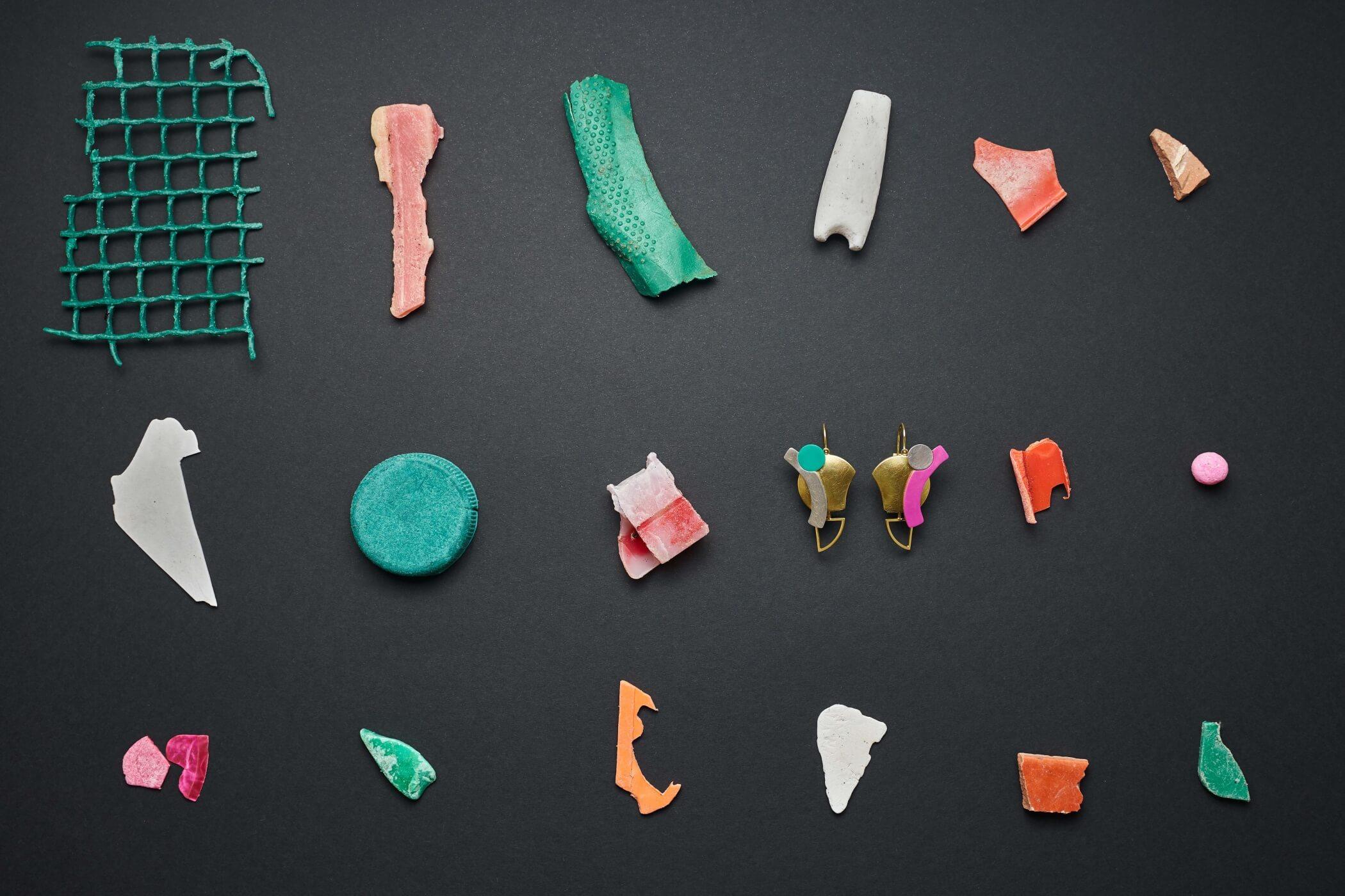 joyería bodegón plástico